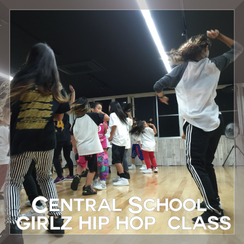 CENTRAL SCHOOL GIRLZ HIP HOP CLASS