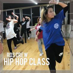 RDS CREW HIP HOP CLASS