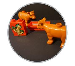 Hier finden Sie Duplo-Sets mit dem Thema Bauernhof