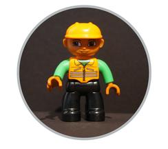Duplo Figuren zum Thema Straßenbau finden Sie hier