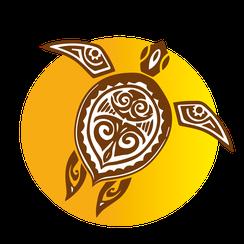 Wasserschildkröte Maori Tattoo