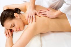 Thai Rückenmassage