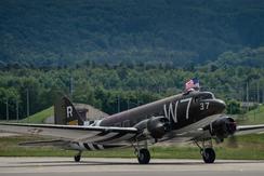 C-47A Whiskey 7