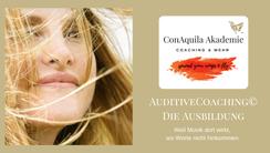 Coachingausbildung mit Musik, Klang und Gesang. ConAquila Coaching Ausbildungen