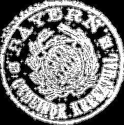 Siegel der Gemeinde Kreuzthal im Sommer 1945