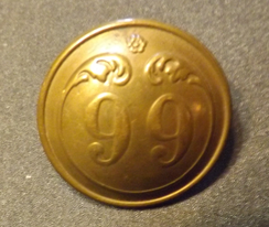 Bouton d'uniforme modèle 1844 (Fonds J.M. Charmet)
