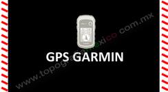 gps garmin para topografia