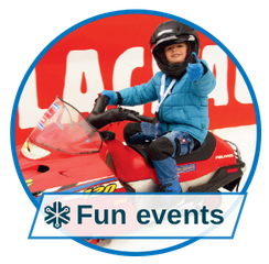 Events & Entertainment with Fun events