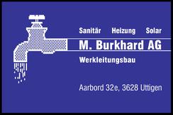 M. Burkhard AG Sanitär Heizung Uttigen