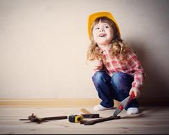 Kinderwerkzeuge, Werkzeuge