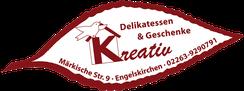 Kreativ Delikatessen und Geschenke Engelskirchen