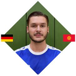 German Balzer - SKV Mülheim - Futsal NRW