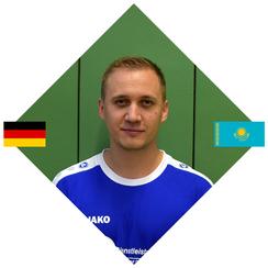 Viktor Petri - SKV Mülheim - Futsal NRW