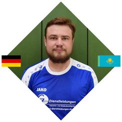 Vjaceslav Dorozkin - SKV Mülheim - Futsal NRW