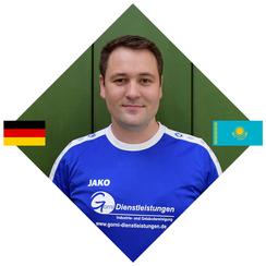 Andrej Sennikow - SKV Mülheim - Futsal NRW