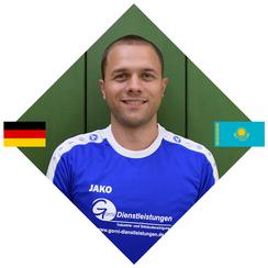 Sergej Mirosnicenko - SKV Mülheim - Futsal NRW
