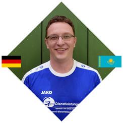 Waldemar Kraft - SKV Mülheim - Futsal NRW