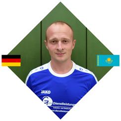 Konstantin Karjamaa - SKV Mülheim - Futsal NRW