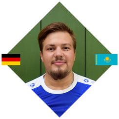 Artur Dorozkin - SKV Mülheim - Futsal NRW
