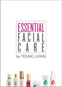 """The Beauty Essentials Notebook"" für die Beauty School 2018, Auszug Inhalt, A5, Young Living Europe"