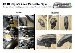 Restauration Alien HR Giger