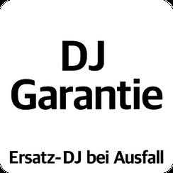 DJ Garantie, Ersatz bei Ausfall www.event-gt.de