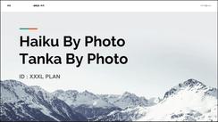 Haiku By Photo, Tanka By Photo