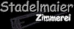 Logo Stadelmaier Zimmerei GmbH