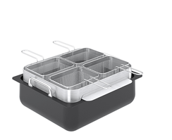 Multipot 2/3 GN Pasta Baskets