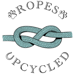 Ropes Upcycled - Hundezubehör aus gebrauchten Kletterseilen