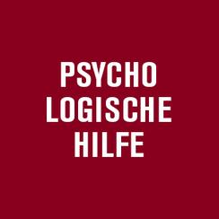 Wer pschologische Hilfe braucht, einfach melden.