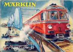 1955 Märklin Katalog DE