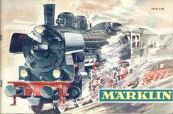 1967 Märklin Katalog DE