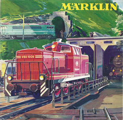 1963-64 Märklin Katalog DE
