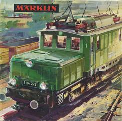 1964-65 Märklin Katalog DE