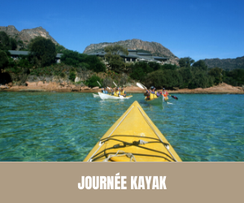 Journée kayak - EVJF - EVJG