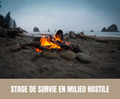 Stage de survie en milieu hostile - EVJF - EVJG