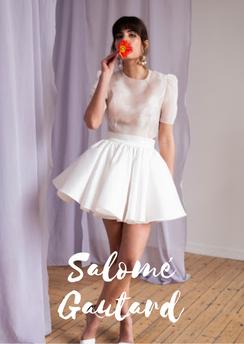 Découvrez la nouvelle collection 2022 de Salomé Gautard