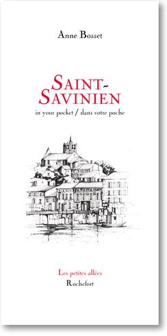 Les petites allées, Saint-Savinien, Anne Bosset