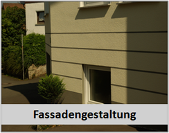 Fassadengestaltung Malerbetrieb Sebastian Becker in Lahnau Waldgirmes