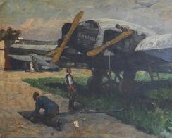 Leonard Sandrock (1867 - 1945)