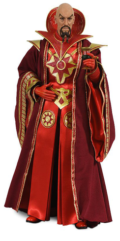 Big Chief Studios, Flash Gordon,Actionfigur 1/6 Limited Edition,Sam J. Jones,Ming the Merciless