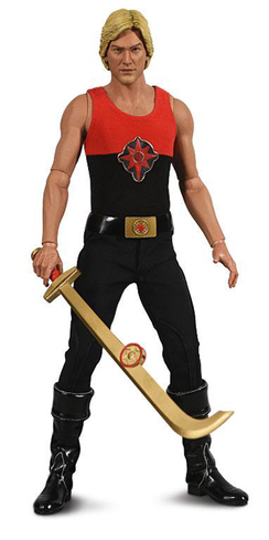 Big Chief Studios, Flash Gordon,Actionfigur 1/6 Limited Edition,Sam J. Jones