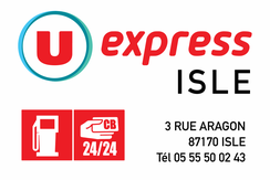 Système U Express à Isle