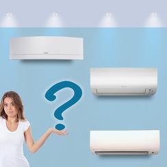 come scegliere il condizionatore e il climatizzatore daikin più adatto