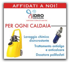 Lavaggio chimico risanante per la sostituzione di caldaie a Torino