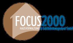 Logo Focus 2000 aus Hünfeld - Werbeagentur SpürSinn