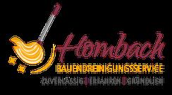 Logo Hombach Haushaltsservice - Werbeagentur SpürSinn