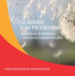 Titelseite Folder Lebensschule Westerwald