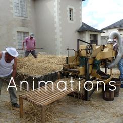 Animations, Musée des Métiers